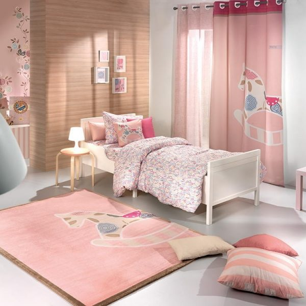 ΚΟΥΡΤΙΝΑ SAINT CLAIR 160X250 TOY PINK