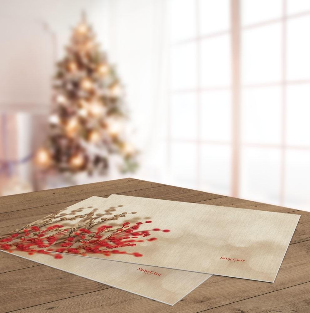 Χριστουγγενιάτικο Σουπλά Saint Clair 3010