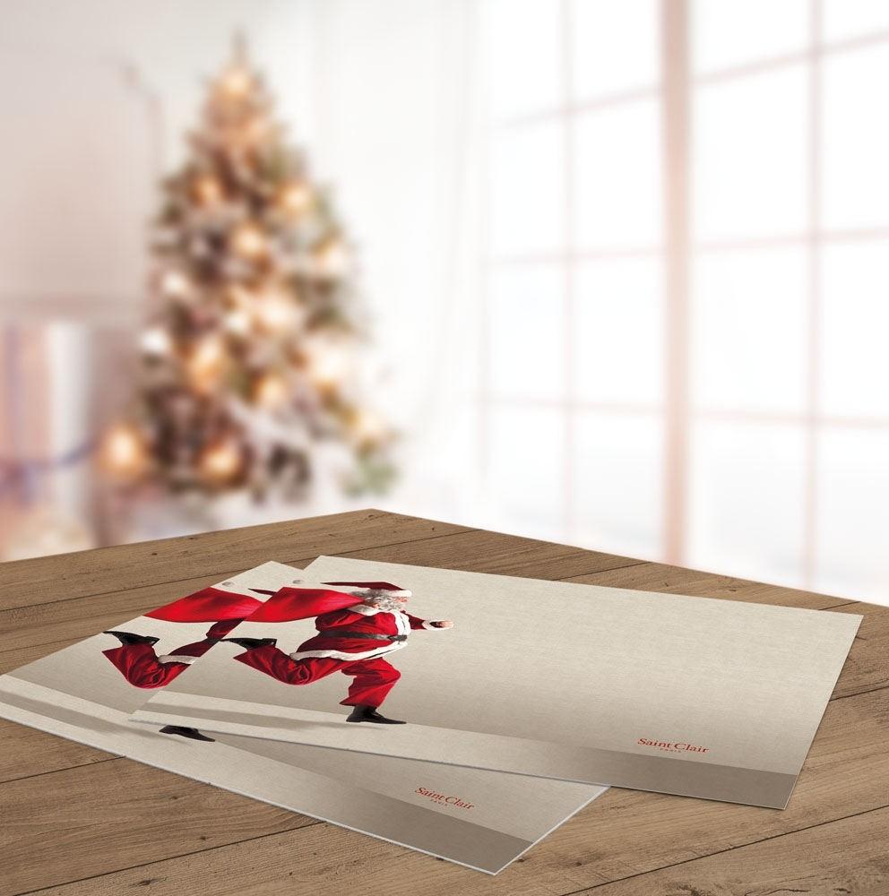 Χριστουγγενιάτικο Σουπλά Saint Clair 3011