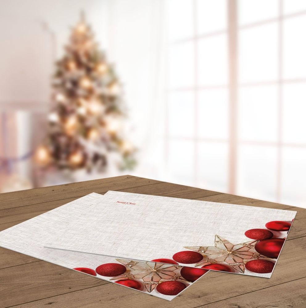 Χριστουγγενιάτικο Σουπλά Saint Clair 3012