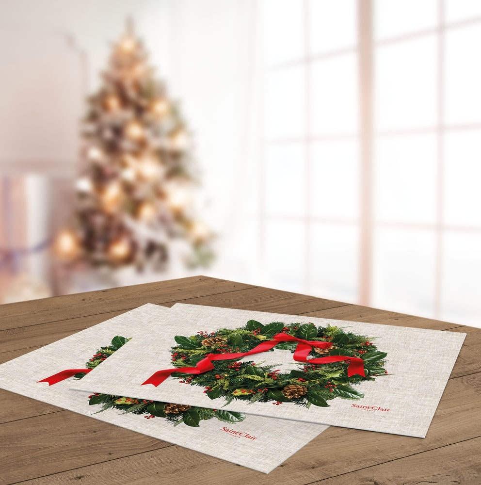 Χριστουγγενιάτικο Σουπλά Saint Clair 3015