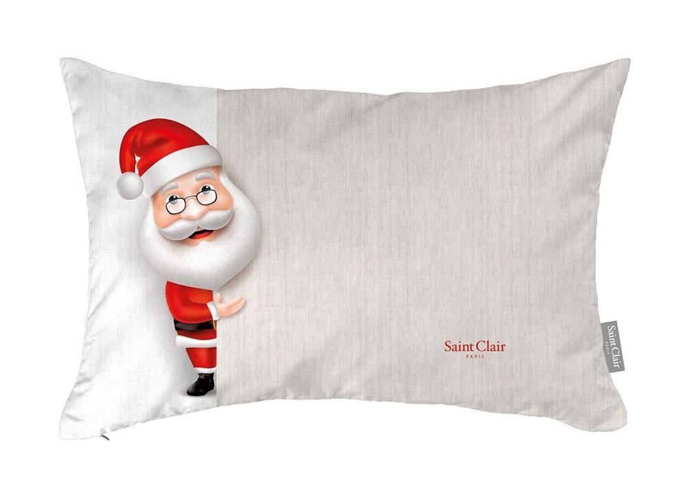 Χριστουγγενιάτικο Μαξιλάρι 30x45 Saint Clair 4005