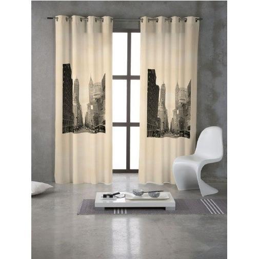 Κουρτίνα Με Τρουκς 150×260 Vassiliadis Manhatan