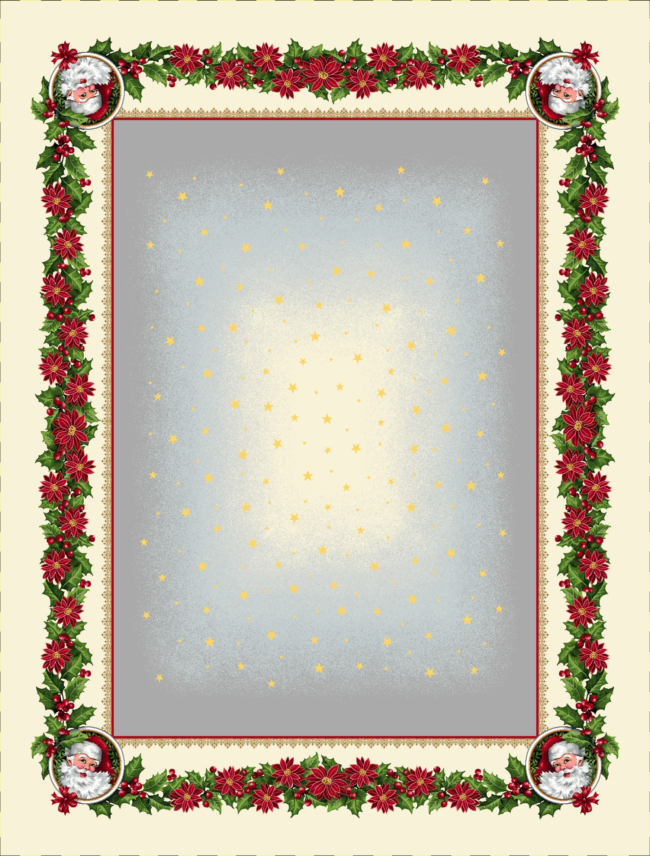 Χριστουγεννιάτικο Τραπεζομάντηλο 140x180 Vassiliadis Runner 486