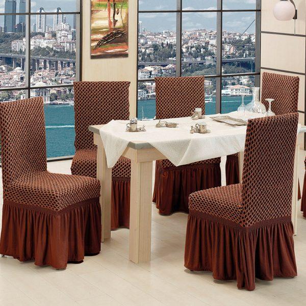 Καλύμματα Καρέκλας - Τραπεζαρίας